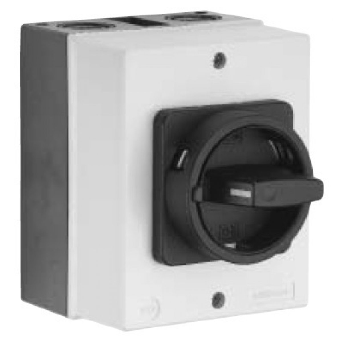 Rookgasventilator Serviceafsluiter 2-polig - Kutzner & Weber
