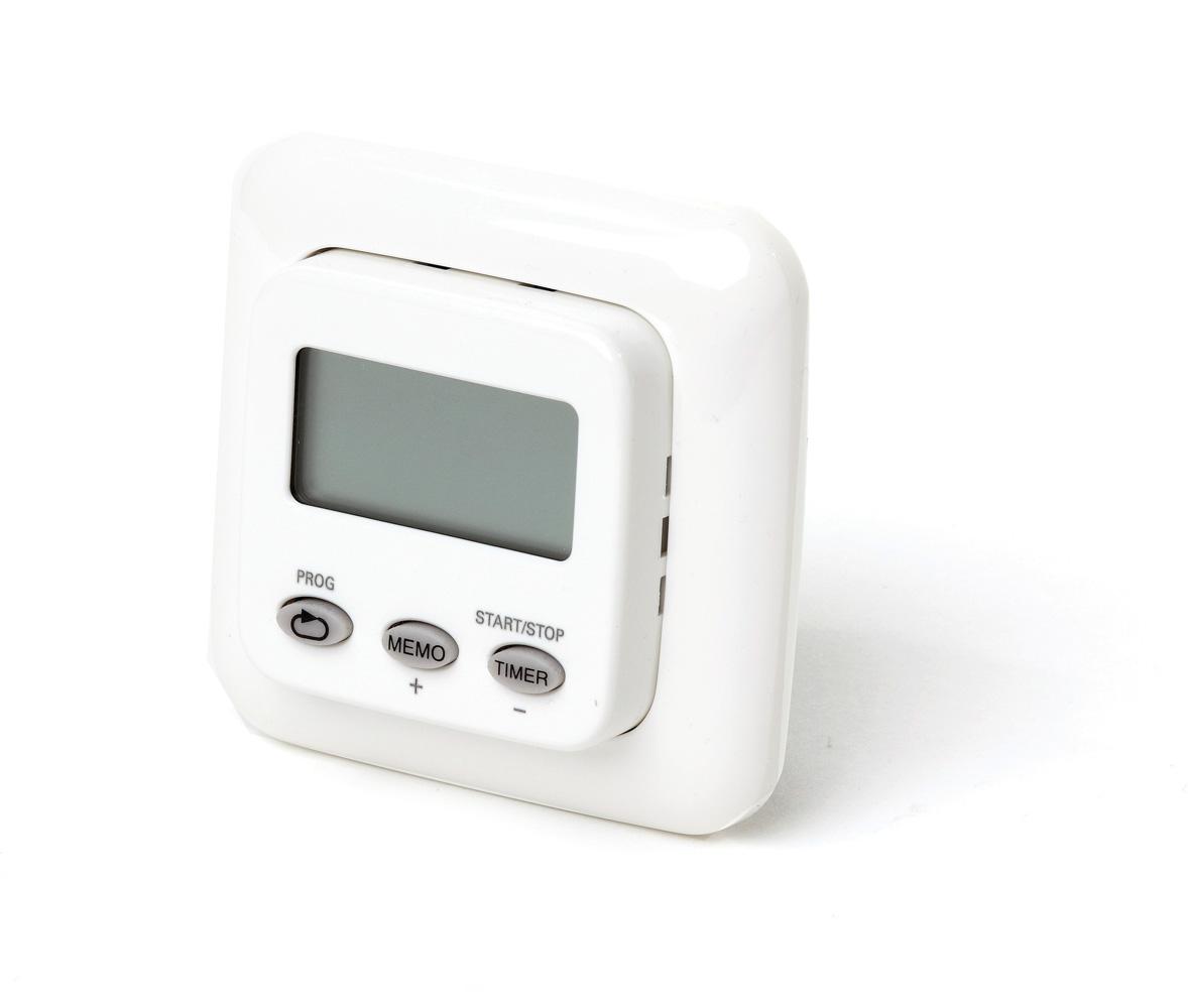 Rookgasventilator Regelaar RS-Timer / RS-Timer APG - Kutzner & Weber