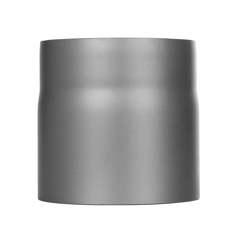 Kachelpijp -Lengte element 150 mm grijs - Jeremias Ferro-Lux
