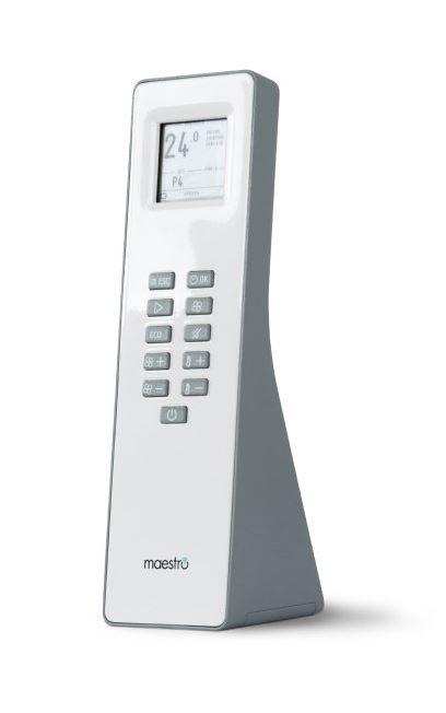 Accessoires voor pelletkachels MCZ - afstandsbediening met kamerthermostaatfunctie vrijstaand voor Hydromatic