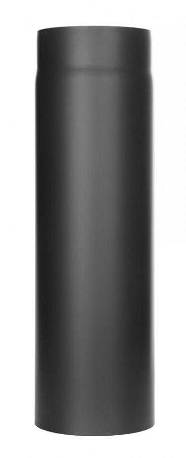 Ofenrohr FERRO1403 - Längenelement 500 mm schwarz