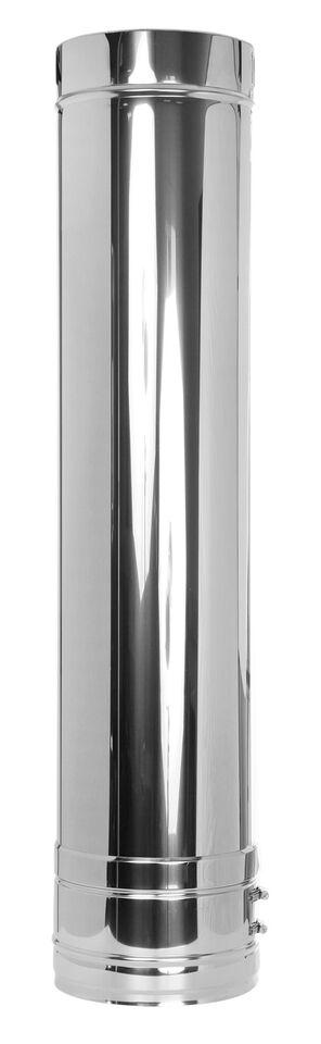 Lengte-element 1000 mm - dubbelwandig - Tecnovis TEC-DW-Classic