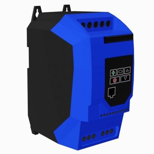 Rauchsauger Zubehör Frequenzumformer für Einphasenmotor: 200-240V 4.3A - Kutzner & Weber