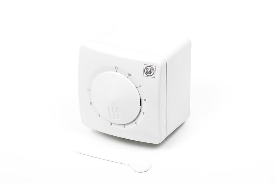 Rookgasventilator RS-Regelaar