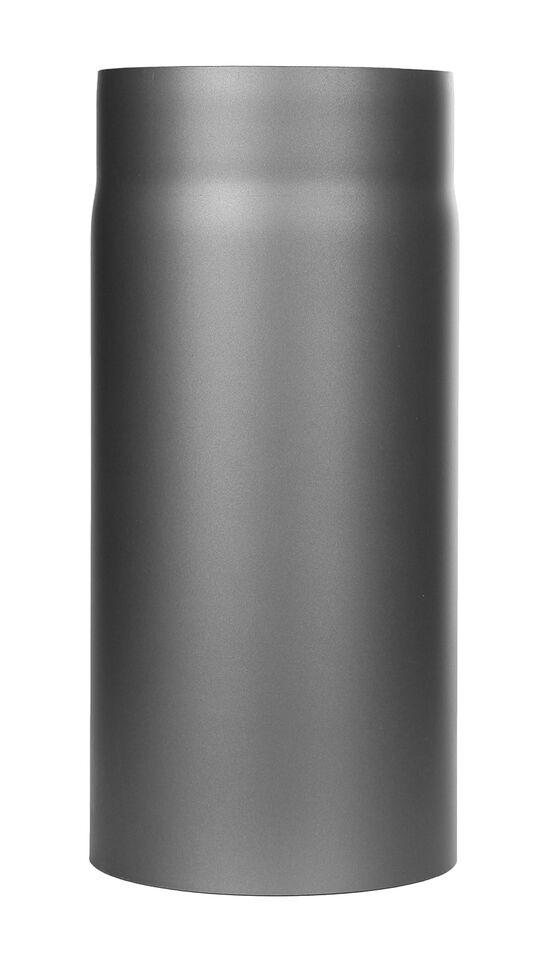 Kachelpijp -Lengte element 330 mm grijs - Jeremias Ferro-Lux