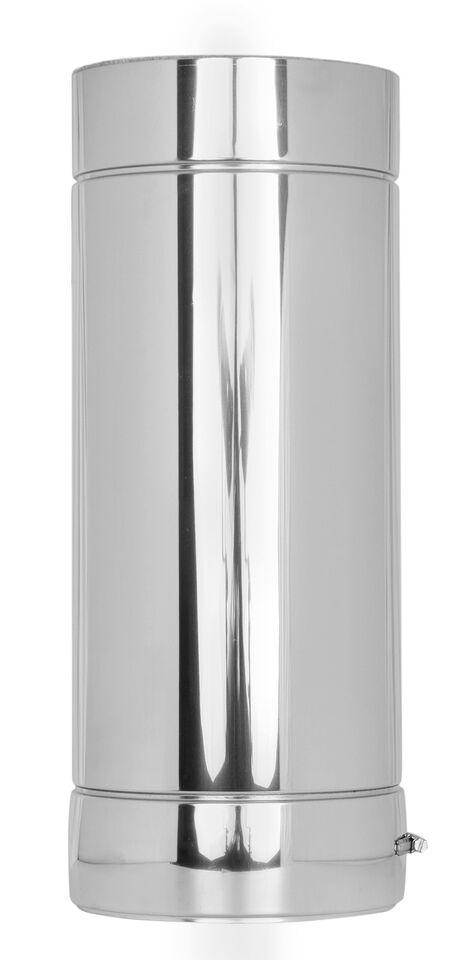 Lengte-element 500 mm - dubbelwandig - Tecnovis TEC-DW-Standard