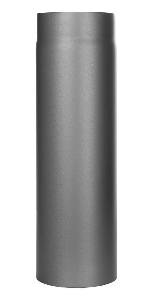 Kachelpijp -Lengte element 500 mm grijs - Jeremias Ferro-Lux