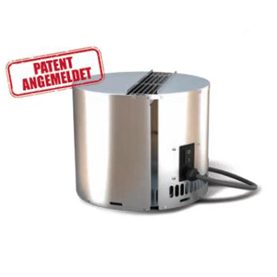 Rookgasventilator RBV1 - verticaal uitblaas - exodraft