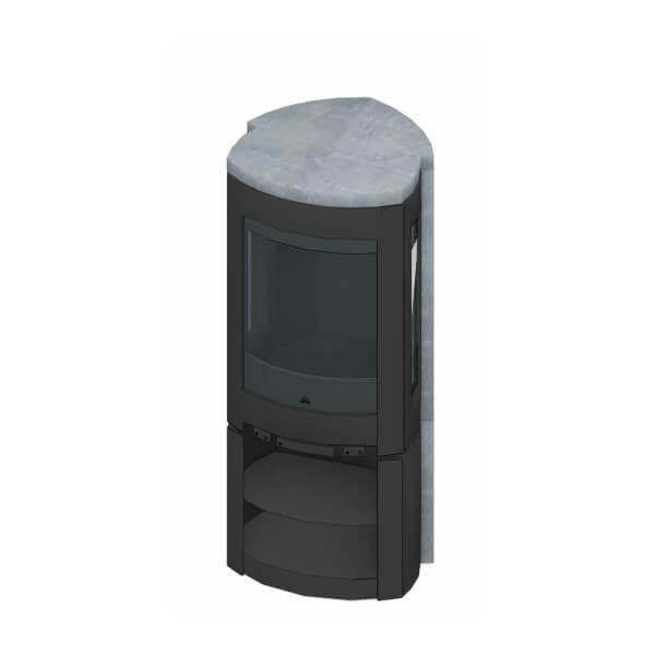 Houtkachel Jotul F377 Advance 5,5kW