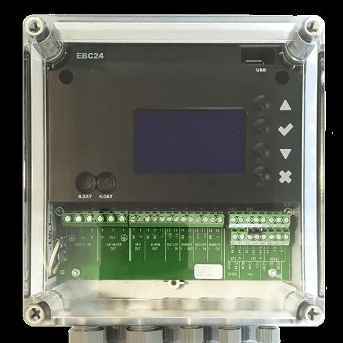 Rauchsauger Zubehör Exodraft - Abgasautomatik mit Konstantdruckregler