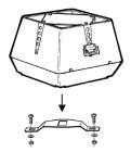 Rookgasventilator RVS- verticale uitblaas – Exodraft