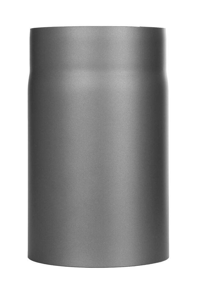 Kachelpijp -Lengte element 250 mm grijs - Jeremias Ferro-Lux