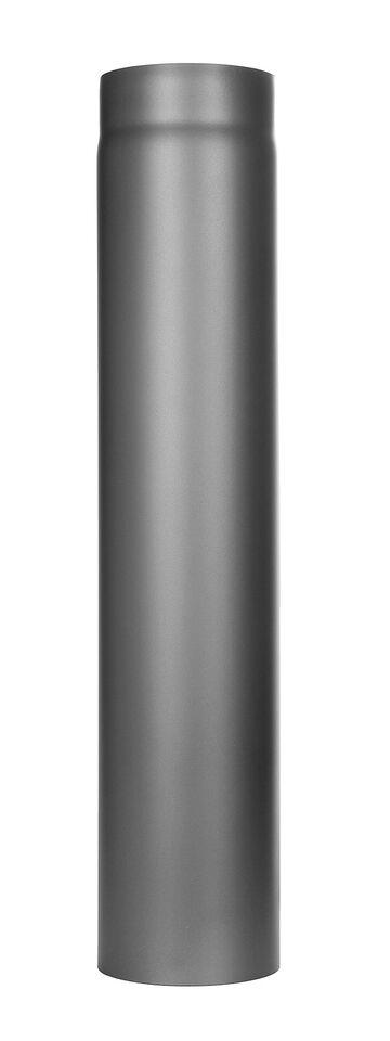 Kachelpijp -Lengte element 750 mm grijs - Jeremias Ferro-Lux