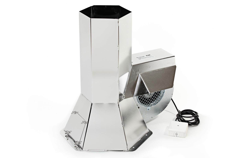 Rookgasventilator RS225 - Kutzner & Weber